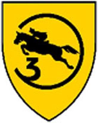 1st Panzer Division (Bundeswehr) - Image: Aufkl Lehr Btl 3