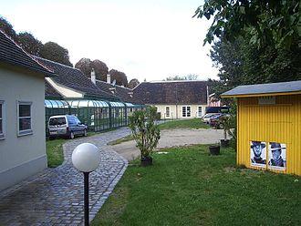 Filmarchiv Austria - Filmarchiv Austria, Augarten