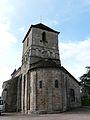Augignac église chevet (1).JPG