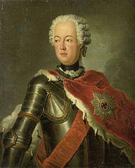 Portrait de Prince August Wilhelm de Prussia