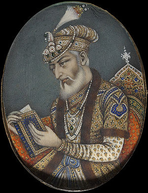 Hafiz (Quran) - Aurangzeb memorized the Quran.