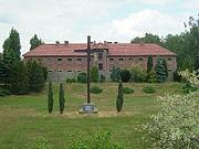 Auschwitz cross