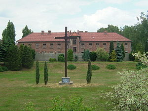Conversion of Jews to Catholicism during the Holocaust - The Auschwitz cross