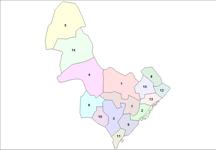 Aust-Agder--Fil:Aust-Agder Municipalities
