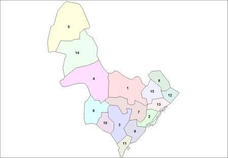 Aust-Agder Municipalities