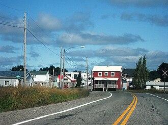 Authier, Quebec - Image: Authier