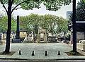 Aux Victimes du Devoir de la Garde Republicaine la Ville de Paris Monument In Montparnasse Cemetery, Paris April 2014.jpg