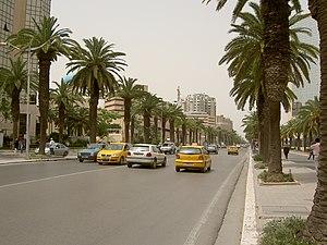 Avenue Mohammed V - Tunis 3