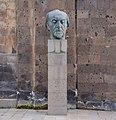 Avetik Isahakyan statue near museum 26-04-2019.jpg