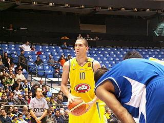 Tal Burstein Israeli basketball player