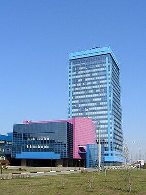 Tolyatti - AvtoVAZ administration building