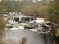 Aysgarth Falls from the bridge - geograph.org.uk - 103660.jpg