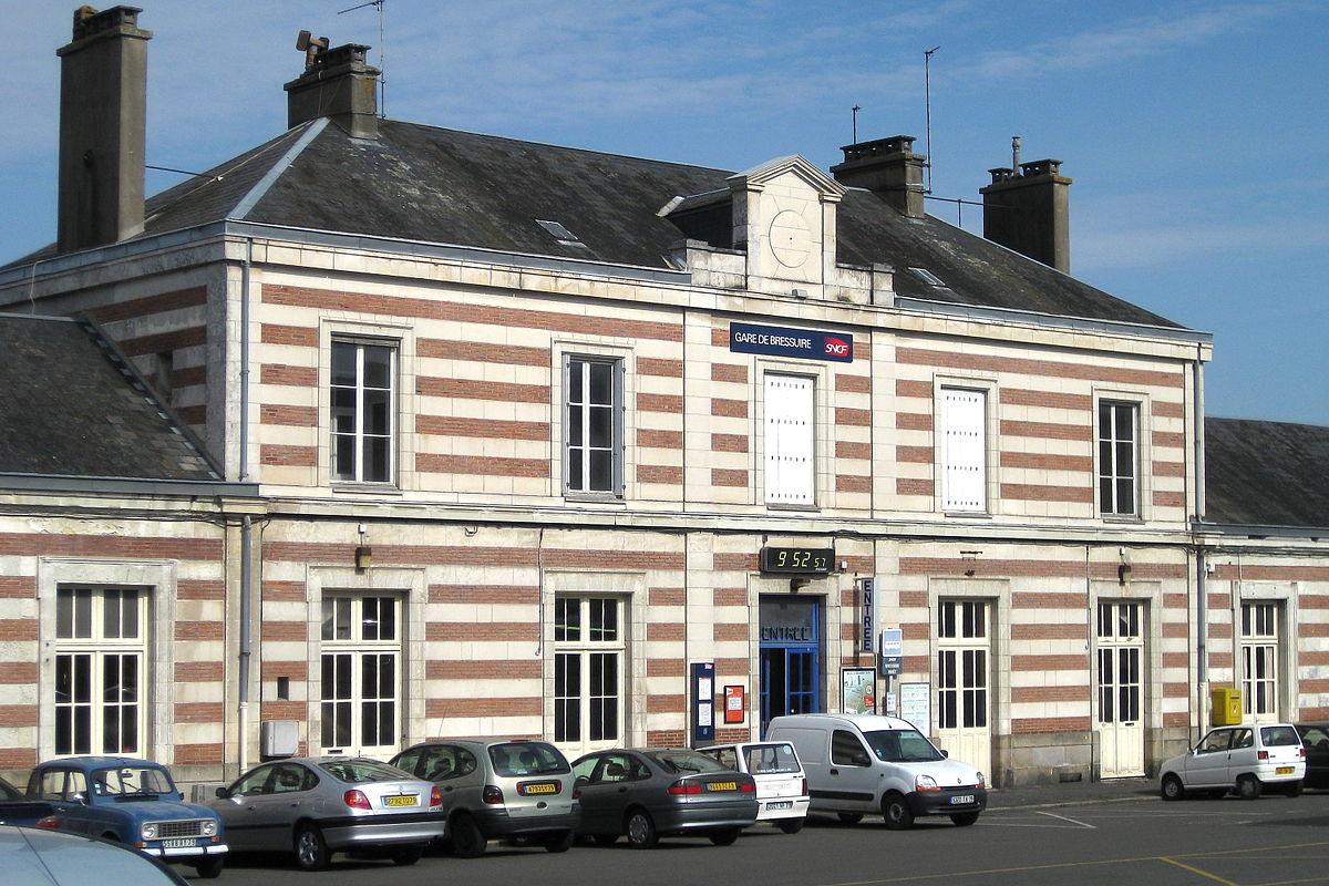 Gare de bressuire wikip dia for Architecte bressuire