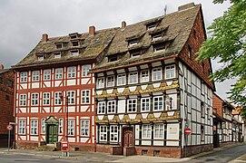 Bürgerhäuser (ca. 1600) in Einbeck IMG 3608.jpg