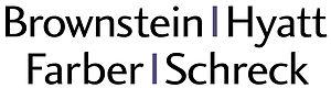 Brownstein Hyatt Farber Schreck - Former logo