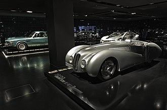 BMW Museum - Image: BMW Museum pjt 3