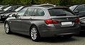 BMW 535i Touring (F11) – Heckansicht (1), 15. August 2011, Mettmann.jpg