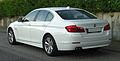 BMW 5er (F10) – Heckansicht, 4. Mai 2011, Mettmann.jpg