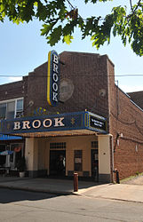 Bound Brook, New Jersey.
