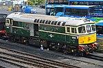 "BR Class 33 0 Bo-Bo Diesel-Electric 'D6515' ""Lt Jenny Lewis"" (28729822882).jpg"