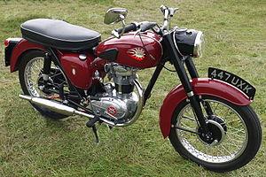 BSA C15 250cc 1960