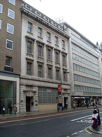 BT Archives - Image: BT Holborn Telephone Exchange