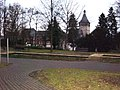 Bad Camberg, Amthof mit Obertorturm (Bad Camberg, Amthof with Obertorturm) - geo.hlipp.de - 17680.jpg