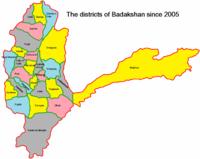 Badakshan districts since 2005 de.wikipedia.png