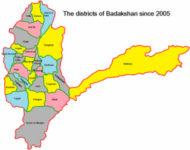 Badakshan districts since 2005 de.wikipedia.png