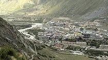 Badrinath Valley, along the Alaknanda River, Uttarakhand.jpg