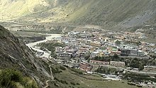 Badrinath Valley, along the Alaknanda River, Uttarakhand.jpg