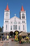 Baguio Cathedral, Baguio City.JPG