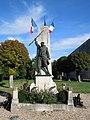 Baignes-Sainte-Radegonde, Baignes, war memorial.jpg