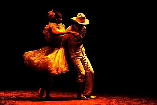 Baile de joropo