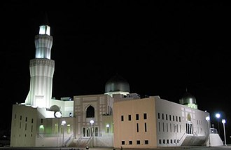 Ahmadiyya by country - Baitul Islam mosque, Greater Toronto Area, Canada.