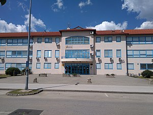 Ban Josip Jelačić High School
