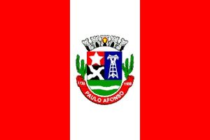Paulo Afonso - Image: Bandeira de Paulo Afonso