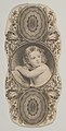 Banknote motif- a child's portrait surrounded by a floral frame MET DP837950.jpg