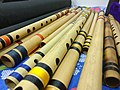 Bansuri set of different scales.jpg