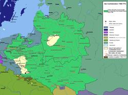 Bar Confederation 1768-1772
