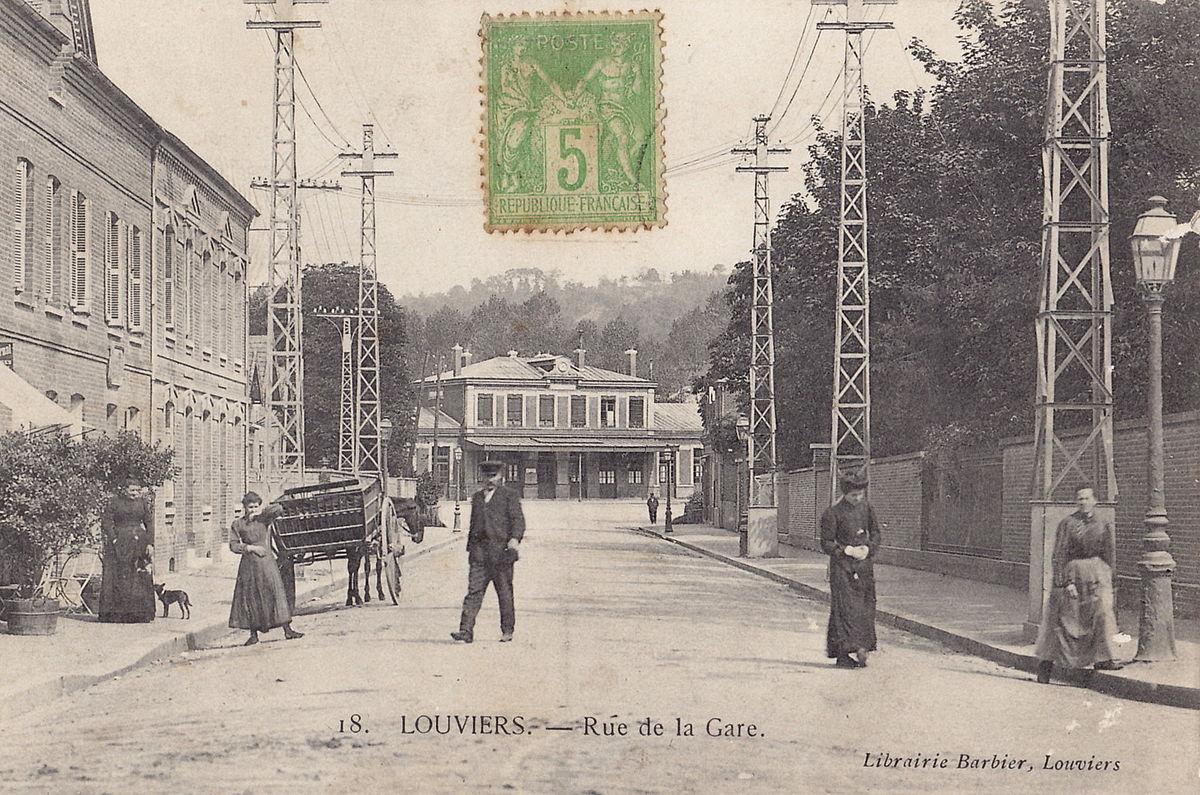 Louviers  Le Prix Des Maison Ancienne Centre Ville