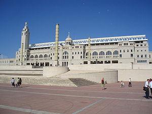 1992 Summer Olympics - Estadi Olímpic de Montjuïc