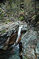 Baring Creek (Sunrift Gorge, Glacier National Park, Montana, USA) 5 (19445615224).jpg