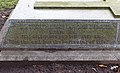 Barker CWGC gravestone at Holy Trinity, Wavertree 2.jpg