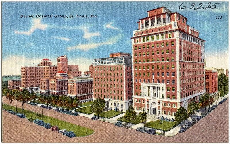 Barnes St Louis Emergency Room