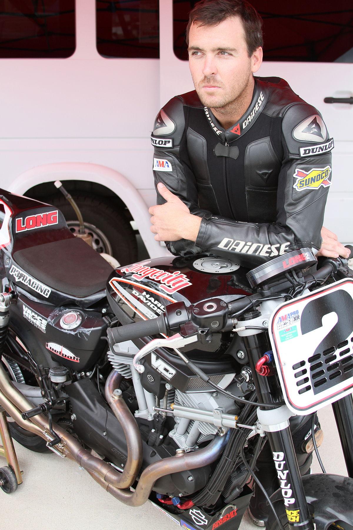 Barrett Long (motorcyc...