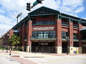 Baseball Grounds of Jacksonville - Image: Baseball Grounds of Jacksonville