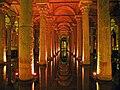 Basilica Cistern Istanbul.JPG