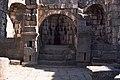 Basilica Complex, Qanawat (قنوات), Syria - West part- detail of niches in adyton - PHBZ024 2016 3556 - Dumbarton Oaks.jpg
