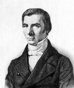 Retrach de Frédéric Bastiat